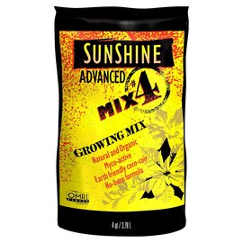 Sunshine Sunshine Advanced Mix #4, 2 cu ft Loose
