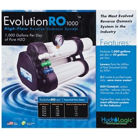 HydroLogic HydroLogic Evolution Reverse Osmosis 1000 System