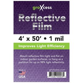 groXcess GroXcess Reflective Film 1 Mil 50
