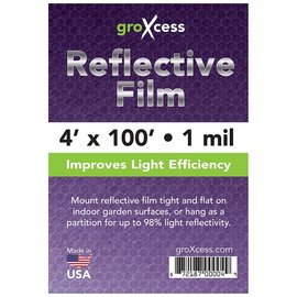 groXcess GroXcess Reflective Film 1 Mil 100