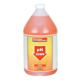 General Hydroponics General Hydroponics pH Down, gal