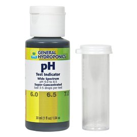General Hydroponics General Hydroponics pH Test Kit