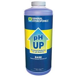General Hydroponics General Hydroponics pH Up, qt