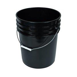 Black Bucket w/ Handle, 5 gal