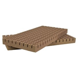 "Oasis OASIS ROOTCUBES, 1"" Sheet of 162"
