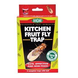 SpringStar BioCare Kitchen Fruit Fly Trap 2 pack
