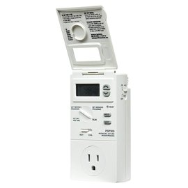 LuxPro LuxPro Programmable Outlet Thermostat