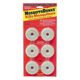 Summit Mosquito Dunks, 6 Pack