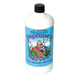 Neptune's Harvest Neptunes Harvest Fish and Seaweed qt