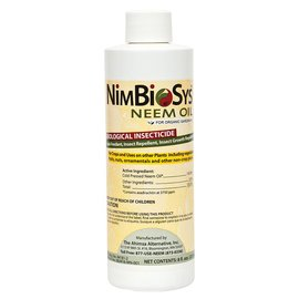 Ahimsa Alternative NimBioSys Neem Oil 8 oz