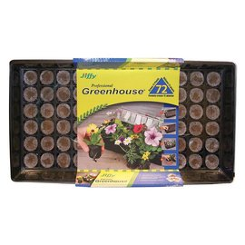 Jiffy Jiffy Professional Greenhouse 72 Site
