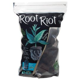 Hydrodynamics International Root Riot Cubes, 100 Pack