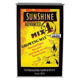 Sunshine Sunshine Advanced Mix 4 3 cu ft