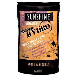 Sunshine Sunshine Advanced Super Hydro, 2 cu ft Loose