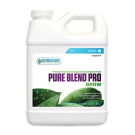 Botanicare Botanicare Pure Blend Pro Grow qt