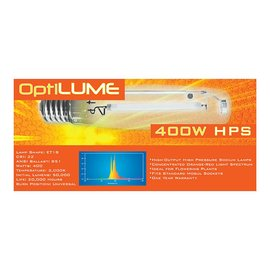 OptiLUME OptiLUME HPS, 400W, U Lamp ET18