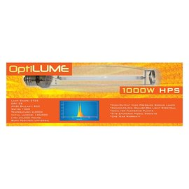 OptiLUME OptiLUME HPS, 1000W, U Lamp ET25