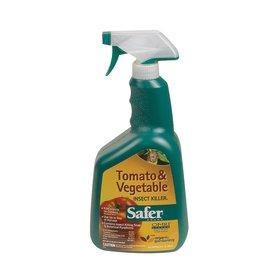 Safer Safer Brand Tomato and Vegetable Insect Killer RTU qt