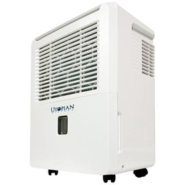 Utopian Utopian Systems Portable Dehumidifier, 40 Pint