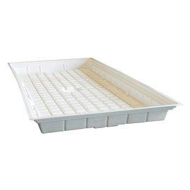 White Flood Tray, 4' x 8