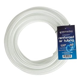"Elemental Solutions Elemental Solutions O2 Reinforced Air Tubing 1/4"", 25"