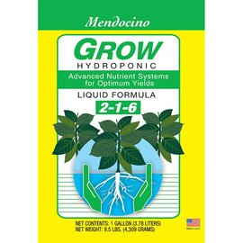 Grow More Grow More Mendocino Grow Hydroponic, gal