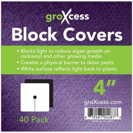 groXcess GroXcess Block Cover 4 40 Pack