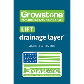 Growstone Growstone LIFT Drainage Layer 1.5 cu ft