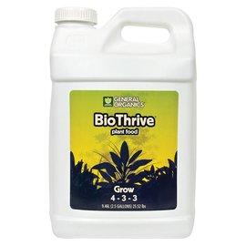 General Organics General Organics BioThrive Grow, 2.5 gal