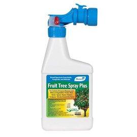 Monterey Monterey Fruit Tree Spray Plus RTS, pt