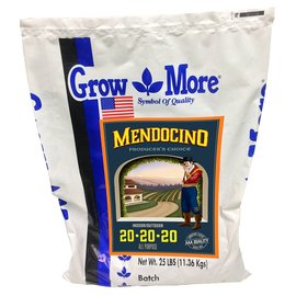 Grow More Grow More Mendocino All Purpose, 25 lb