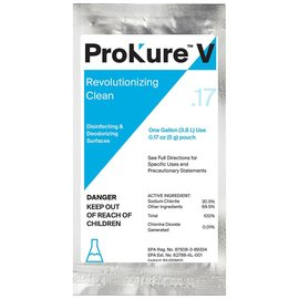 ProKure ProKure V gal, 0.17 oz
