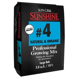 Sunshine Sunshine Mix #4 Natural & Organic, 3.8 cu ft