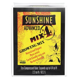Sunshine Sunshine Advanced Mix #4, 2.2 cu ft