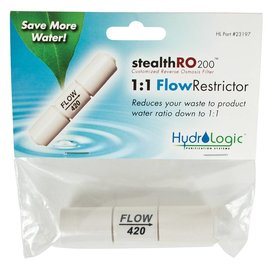 HydroLogic HydroLogic Stealth RO200 1:1 Ratio Flow Restrictor