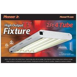 Pioneer Sunleaves Pioneer IV Jr., 4 Tube Fluorescent Fixture