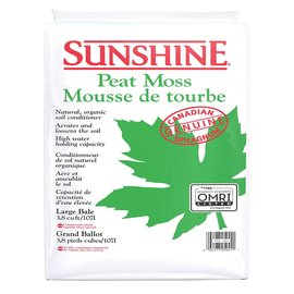 Sunshine Sunshine Peat Moss 3.8 cu ft
