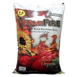Vermicrop Organics Vermicrop Organics VermiFire Potting Soil, 1.5 cu ft