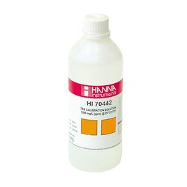 HANNA HANNA TDS Calibration Solution 1500 ppm 500 mL