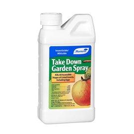 Monterey Take Down Garden Spray Concentrate, 16 oz