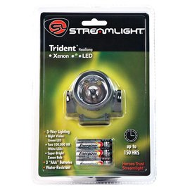 Streamlight Trident Green LED Headlamp