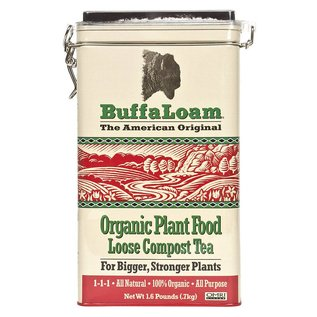 BuffaLoam Organic Plant Food, 1.6 lb