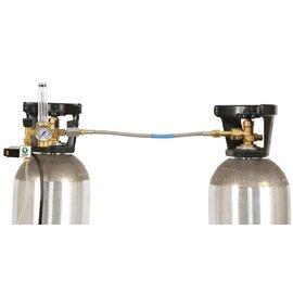 Co2 enrichment st louis hydroponic company titan controls co2 two tank regulator system w shutoff valves malvernweather Gallery