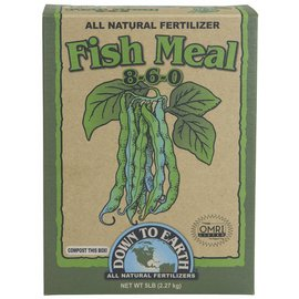 Down To Earth Down To Earth™ Fish Meal 8 - 6 - 0