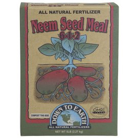 Down To Earth Down To Earth™ Neem Seed Meal 6 - 1 - 2