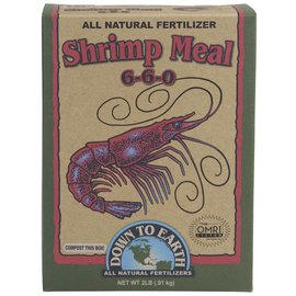 Down To Earth Down To Earth™ Shrimp Meal 6 - 6 - 0