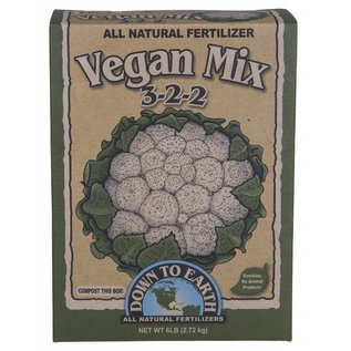 Down To Earth Down To Earth™ Vegan Mix 3 - 2 - 2
