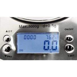 Measure Master Measure Master 5000 XL Digital Scale w/ 4 L Bowl