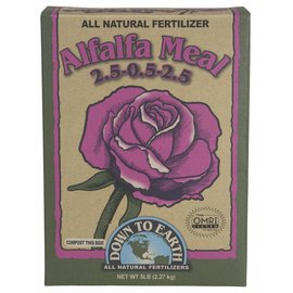 Down To Earth Down To Earth Alfalfa Meal - 5 lb