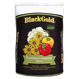 Black Gold SunGro Black Gold Garden Compost, cu ft